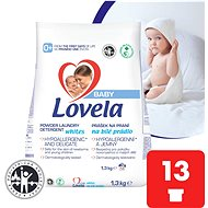 LOVELA Powder white 1.625 kg (13 washes) - Detergent