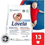 LOVELA Powder colour 1,625 kg (13 washes) - Detergent