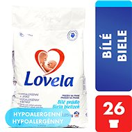 LOVELA Powder White 3,25kg (26 loads) - Detergent