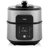 Princess 182090 Pressure Cooker and Fryer 2-in-1 - Multifunction Pot