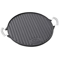 OUTDOORCHEF Cast Iron Grill plate M - Grill Rack