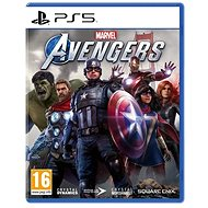 Marvels Avengers - PS5 - Console Game