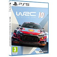 WRC 10 The Official Game - PS5 - Console Game