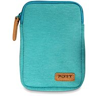 "PORT DESIGNS Torino 2.5"" turquoise - Hard Drive Case"