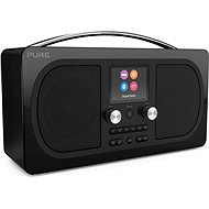 Pure Evoke H6, Black - Radio
