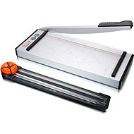 Guillotine Paper Cutter Peach 5 in 1 Cutter/Trimmer A4 PC100-18 - Páková řezačka