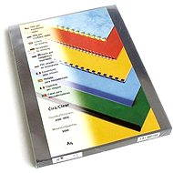 EUROSUPPLIES Prestige A4 transparent - Binding Cover