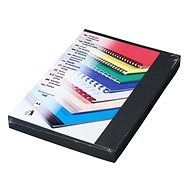 Fellowes Delta A4 black - Binding Cover