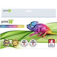 PRINT IT kit Epson T1285 C/M/Y/Bk - Alternative Ink