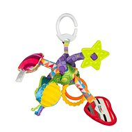 Lamaze - Mysterious Knot - Pushchair Toy