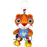 Lamaze - Swing Leopard - Pushchair Toy
