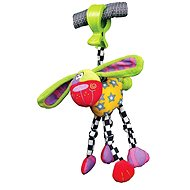 Playgro Doggy Dog - Pushchair Toy
