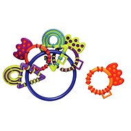 Playgro Teether with Shapes - Baby Teether