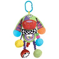 Playgro Hanging dog with details - Cot Toy