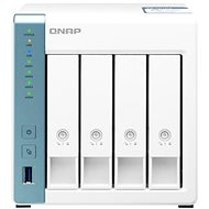 QNAP TS-431P3-4G - Data Storage Device