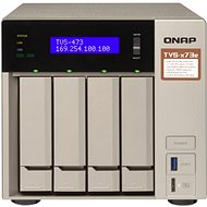 QNAP TVS-473e-4G - Data Storage Device