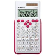 Canon F-715SG white/red - Calculator