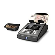 SAFESCAN 6185 Grey - Desktop Banknote Counter