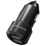 Ravpower Metal Dual Car Charger - Car Charger