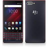 BlackBerry Key 2 LE Dual SIM 64GB Red - Mobile Phone