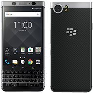 BlackBerry KEYone Silver - Mobile Phone