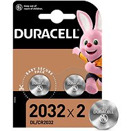 Duracell CR2032 2pcs - Button Cell