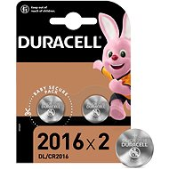 Duracell CR2016 2 pcs - Button Cell
