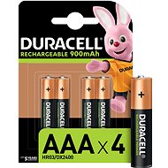 Duracell StayCharged AAA - 850mAh 4pcs - Rechargeable battery