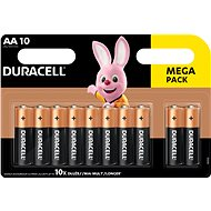 Duracell Basic AA 10pcs - Disposable batteries