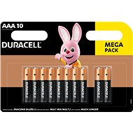 Duracell Basic AAA 10pcs - Disposable batteries