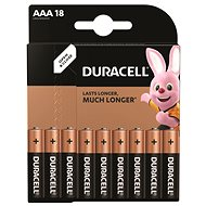 Duracell Basic AAA 18pcs - Disposable batteries