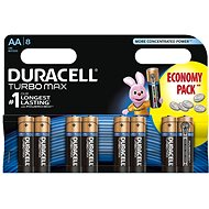 Duracell AA Turbo Max 1500 K8 Duralock 8 pieces - Alkaline battery