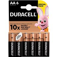 Duracell Basic AA 6 pcs - Disposable batteries