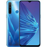 Realme 5 DualSIM 128GB Blue - Mobile Phone
