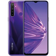 Realme 5 DualSIM 128GB Purple - Mobile Phone