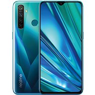 Realme 5 PRO DualSIM 4+128GB Green - Mobile Phone