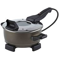REMOSKA R21F B/G ORIGINAL TEFLON - Portable Electric Oven