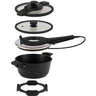 REMOSKA TRIA BLACK - Electric Cooker