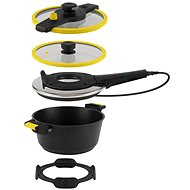 REMOSKA TRIA YELLOW - Portable Electric Oven