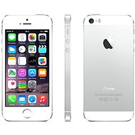 iPhone 5S 16GB (Silver) - Mobile phone