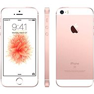 iPhone SE 16GB Rose Gold - Mobile Phone