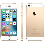 iPhone SE 64GB Gold - Mobile Phone