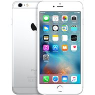 iPhone 6s Plus 32GB Silver - Mobile Phone