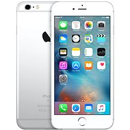 iPhone 6s Plus 128GB Silver - Mobile Phone