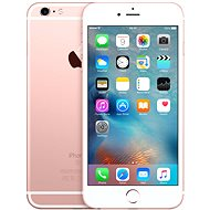 iPhone 6s Plus 128GB Rose Gold - Mobile Phone