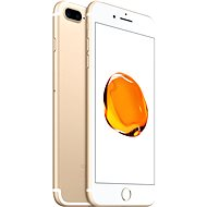 iPhone 7 Plus 128GB Gold - Mobile Phone