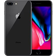 iPhone 8 Plus 64GB Space Gray - Mobile Phone