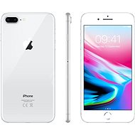 iPhone 8 Plus 128GB silver - Mobile Phone