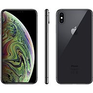 iPhone Xs Max 64GB Space grey - Mobile Phone