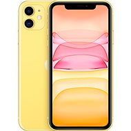 iPhone 11 128GB yellow - Mobile Phone